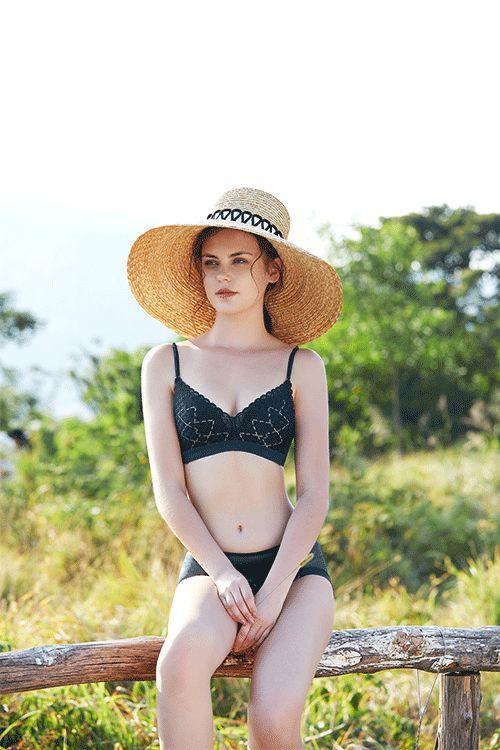 GSCOTTON港莎棉品新品 炎炎夏日优雅必备
