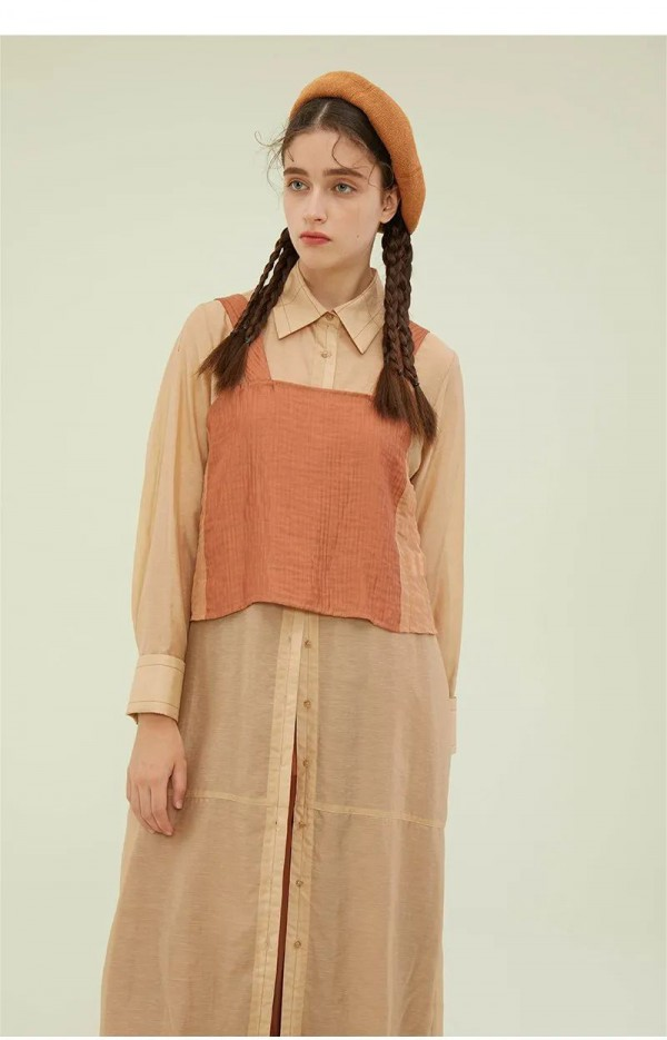 TH2011品牌女装新品上市 与纱共舞