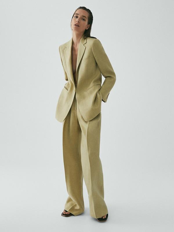 夏季轻松休闲风格  Massimo Dutti展现你的高级感