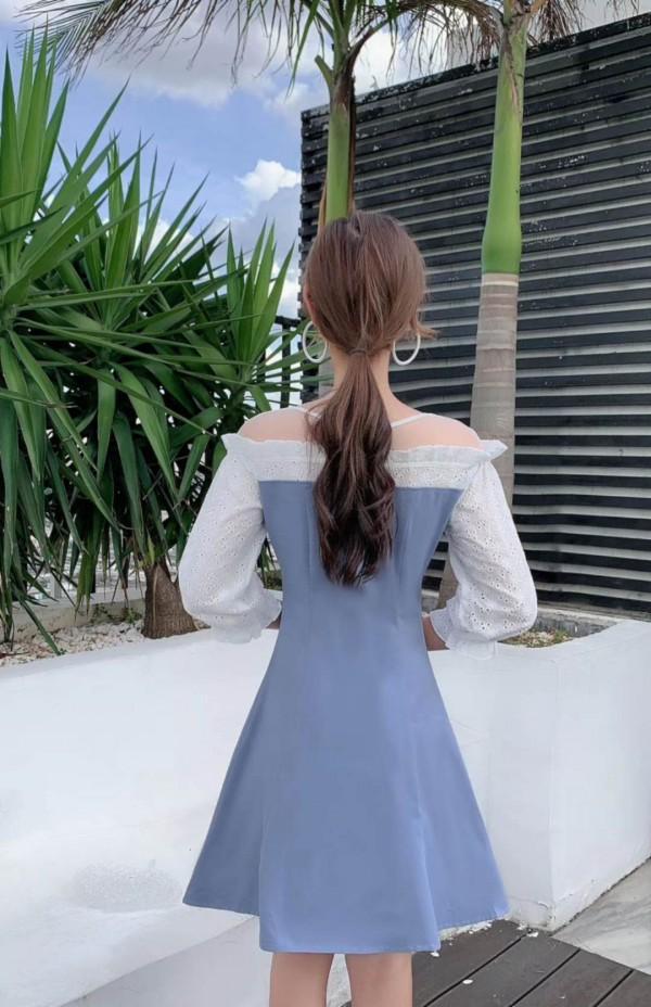 初秋连衣裙穿搭 曈行女装为你种草