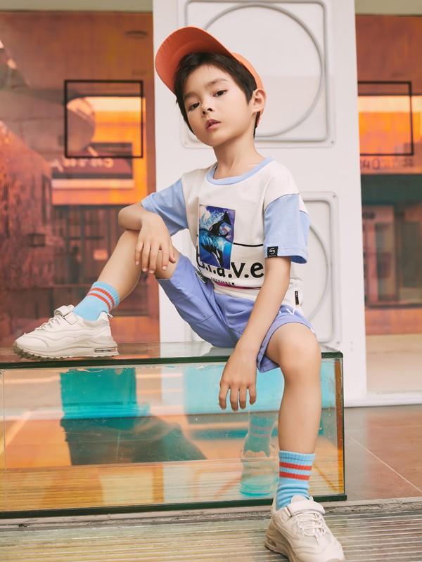 童裝品牌 拉斐貝貝為加盟者打開創收新天地!
