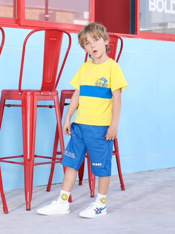 孩子返校穿什么衣服好?芭乐兔夏日新款
