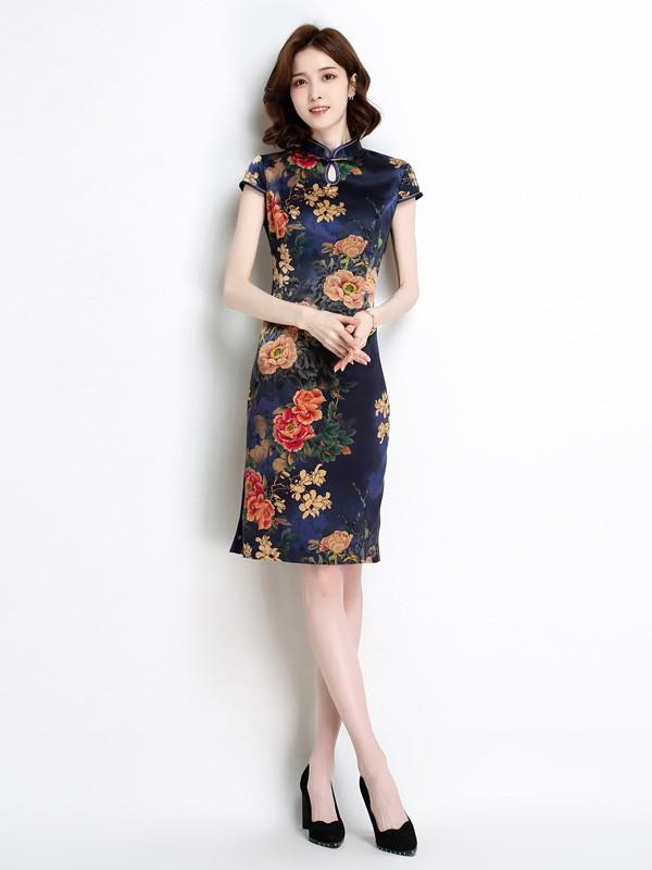 挑选旗袍应该注意什么 旗袍如何挑选 挑选旗袍的细节有哪些