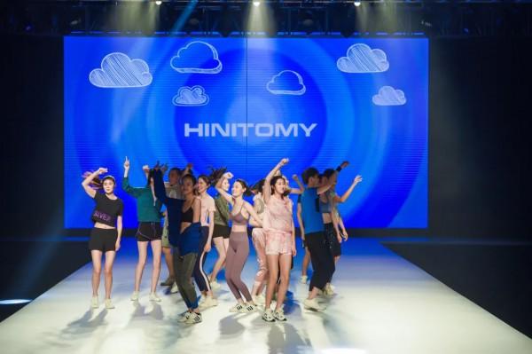 希尼汤米HINITOMY:请注意,机能运动正发起时髦进击
