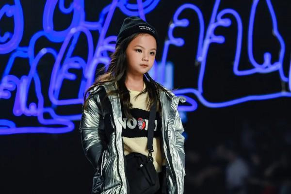 悦蒂威童装供应链史努比童装品牌发布会