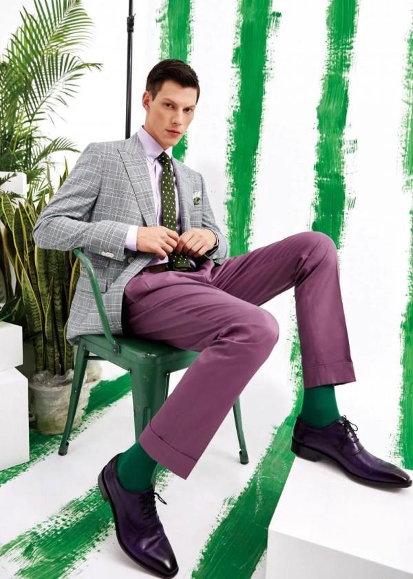 富绅V定制丨容易被忽略的西裤魅力