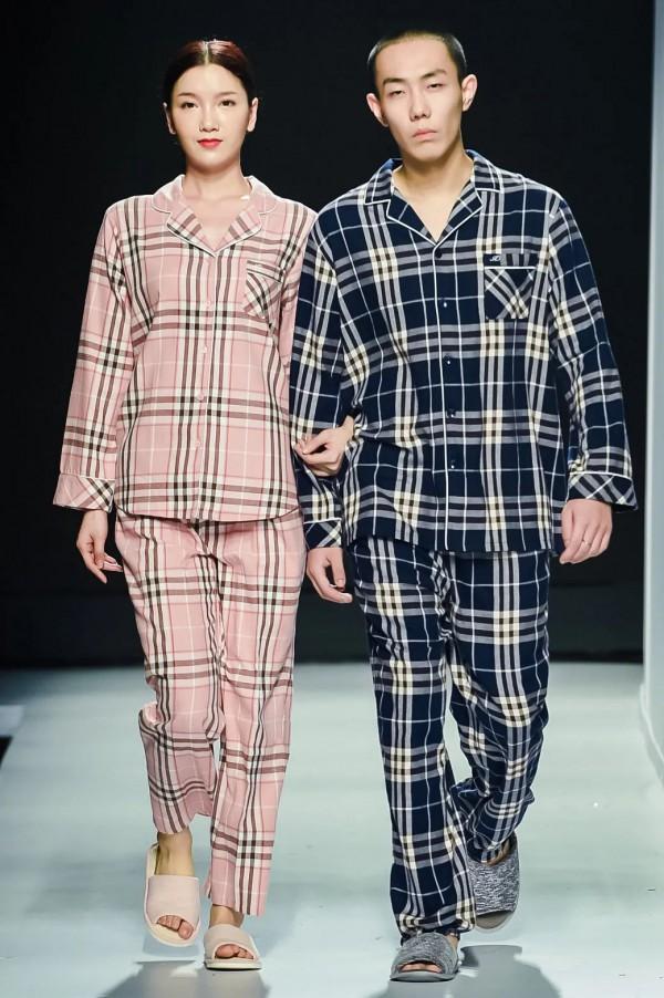 粤港澳设计师品牌发布会 2020广东时装周-秋季