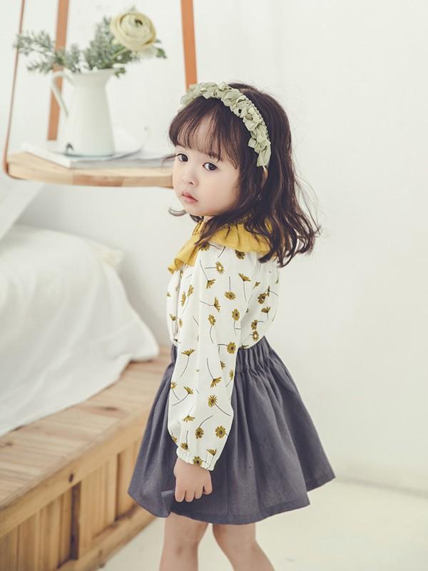 林芊美眉童裝教你孩子的秋日穿搭!