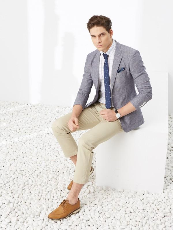 """商务男性应该怎么穿?富绅给你想要的""""经典"""""""