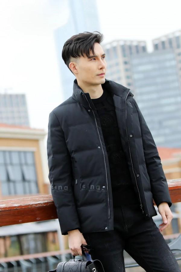 杰利歐爾男裝:新年新衣,將溫暖帶回家