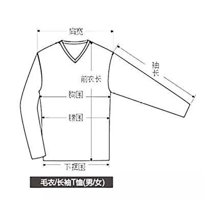 如何看衣服尺寸 胸围腰围怎么测量好