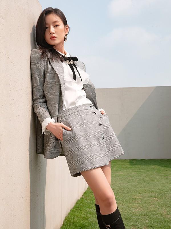西装、小香风服装单品可以怎么穿 怎么搭配好看又气质