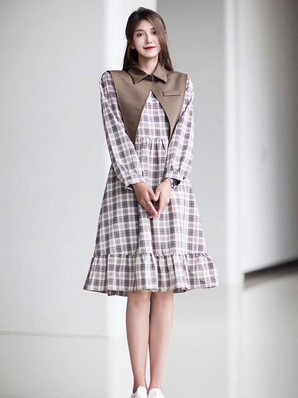 《鱿鱼游戏》女主郑浩妍穿搭私服 帅气可人又时髦