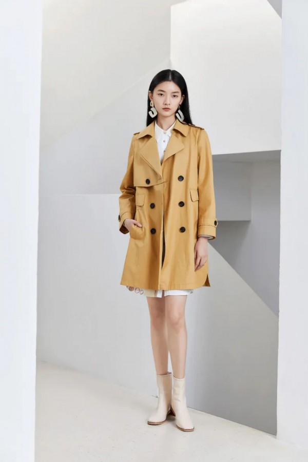 LEISURE女装:必须收藏的日常通勤穿搭