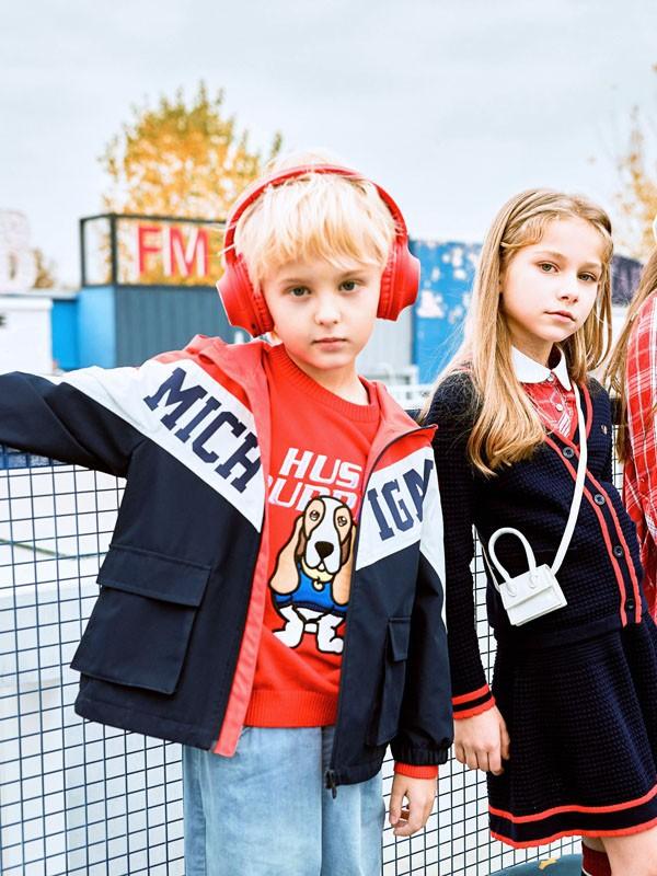 开学季小孩子穿什么?暇步士教你学穿搭!