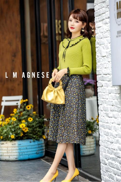 简爱格妮斯高端女装春日唤新 演绎早春时尚穿搭