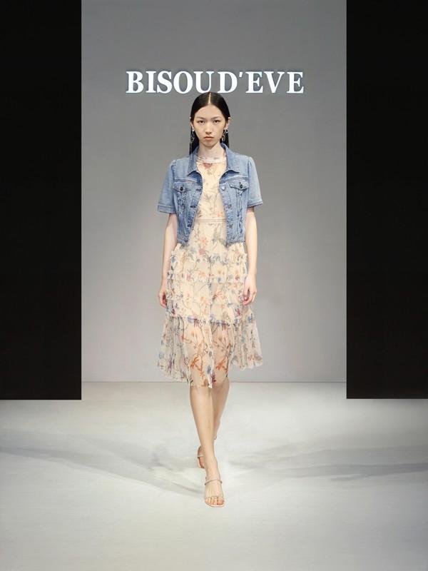 战略合作|高端女装品牌BISOU D