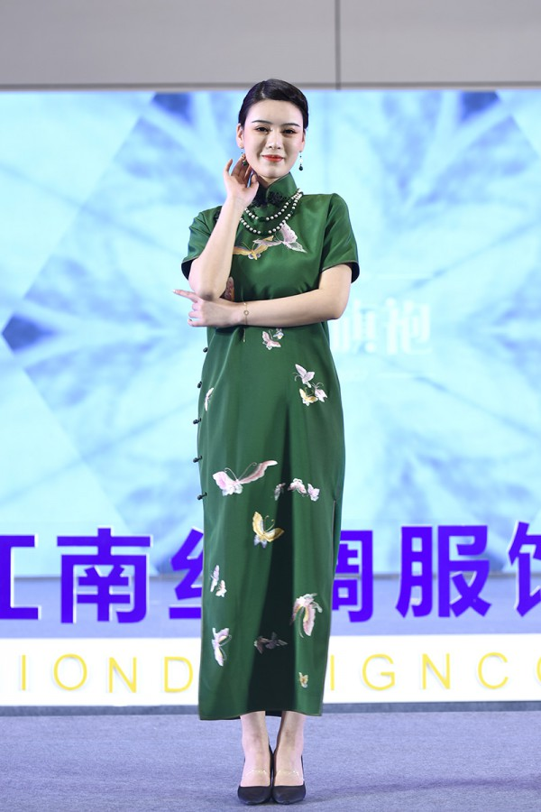 专访红馆旗袍创始人邓丽元:以旗袍之名再续名媛传奇