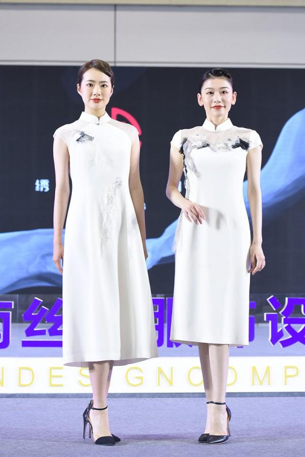 """专访绣娘丝绸:山影水韵""""苏州最江南"""""""