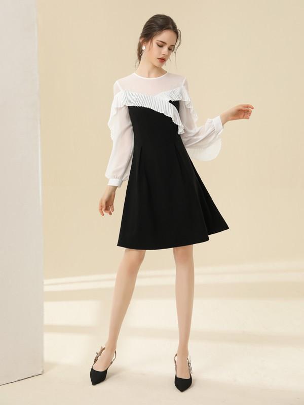 服装进货:夏天穿什么裙子更加温柔大气?