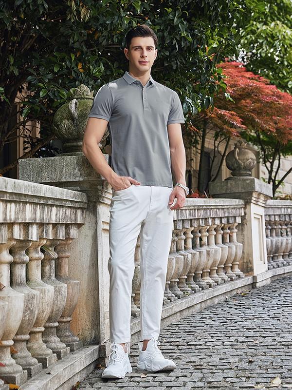 Polo衫适合什么男士穿 夏天好看的Polo衫有哪些