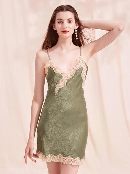 在家穿什么颜色睡裙好看?睡裙要怎么挑选?