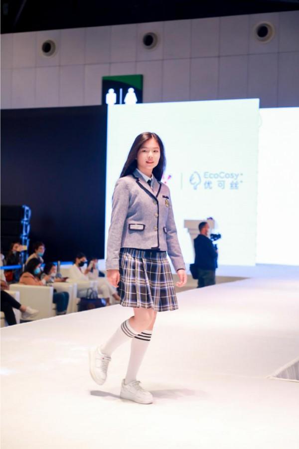 2022 ISUE上海校服・�@服展��樱�移����家��展中是那醉�o情竟然拜托我一件事心!