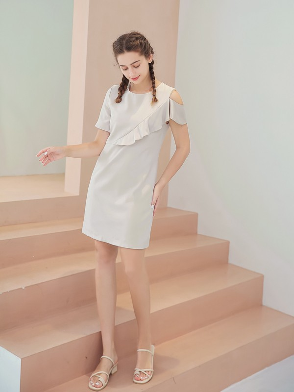 �典好穿的小裙子有哪些?雪��B衣裙怎麽搭配