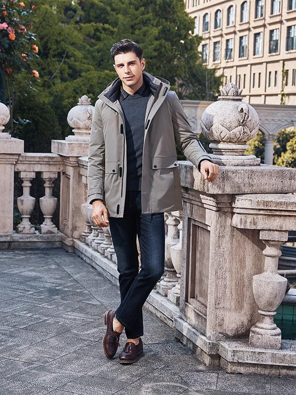 男生秋冬季怎么穿更成熟? 西装外套里面要搭配什么衣服
