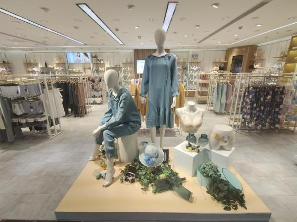 閨秘內衣品牌,全國三千多家門店遍布全國各個省份