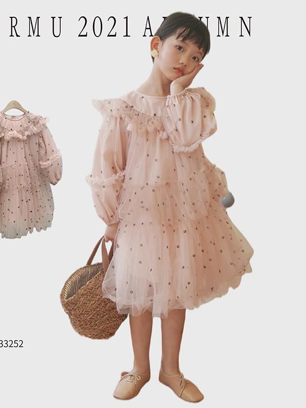 公主篇|1-2岁的小女生秋冬穿什么风格的连衣裙好看