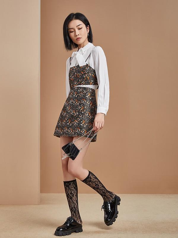女生秋冬这三款套装上身自带时髦感 值得入手强烈推荐