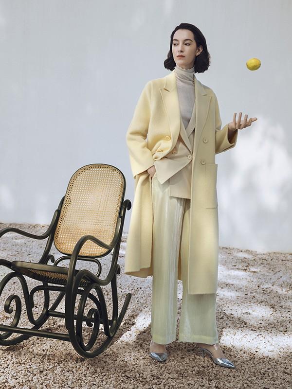 44岁的女神刘敏涛优雅知性穿搭 值得中年女性的借鉴