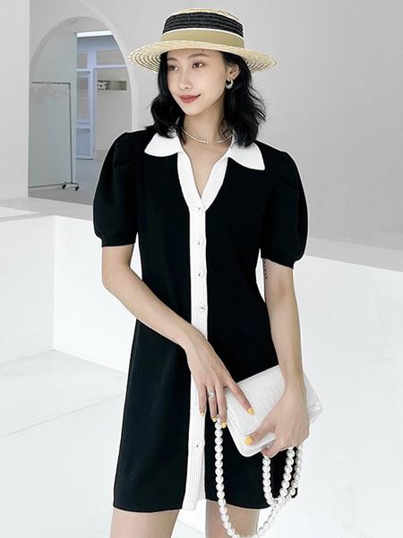 韩国女星Jessica郑秀妍的韩系风穿搭气质满满 针织衫配短裙很优雅!