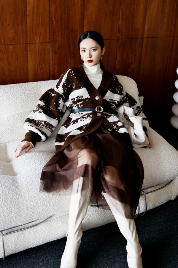 CARRYME嘉蜜女装品牌2021冬季新品首发