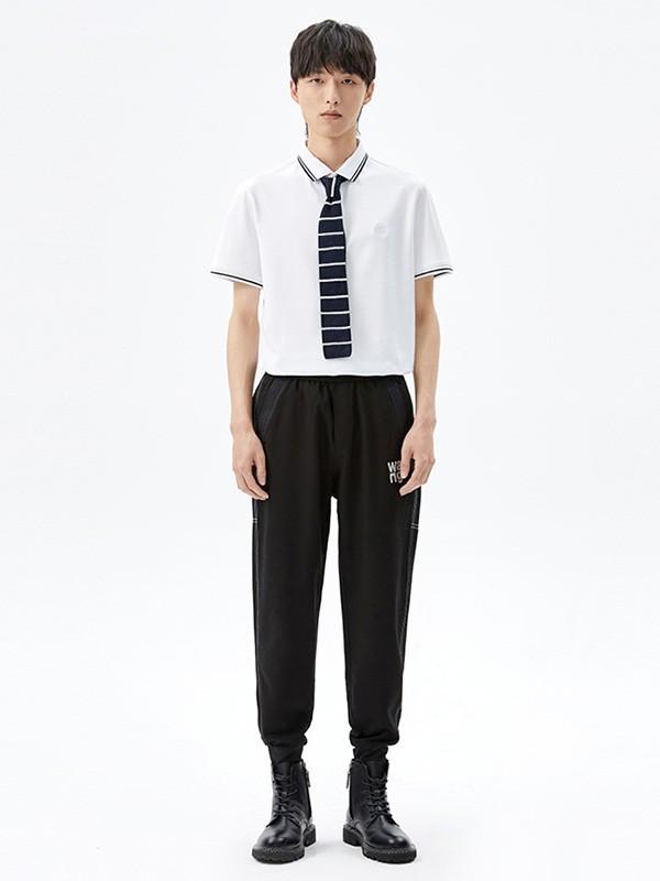 白敬亭穿上白色衬衫少年感十足,快来教你男朋友也这么搭配