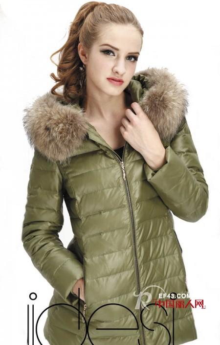 波瑞德斯2012冬季新款羽绒服系列