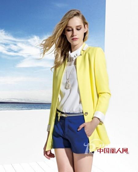 黄色衣服太明显怎样回比人_黄色小西装配什么好看 黄色上衣配什么裤子好看