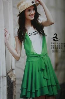 裙子产品图片