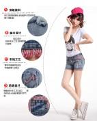 女裤产品图片