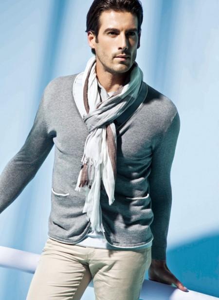 沙驰国际品牌男装秉融合国际流行趋势