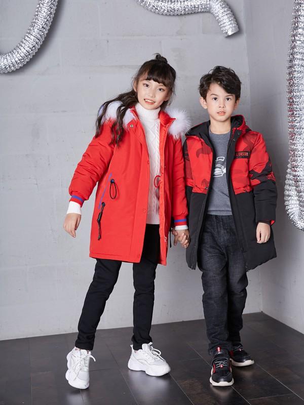 可趣可奇2019秋冬装|样品编号:578705-童装加盟网