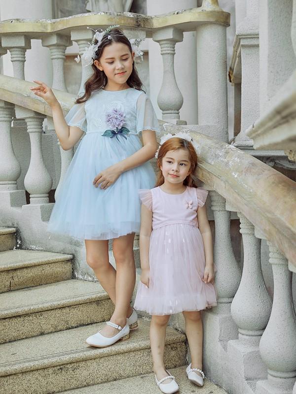 【巴柯拉】--打造童裝高端品牌