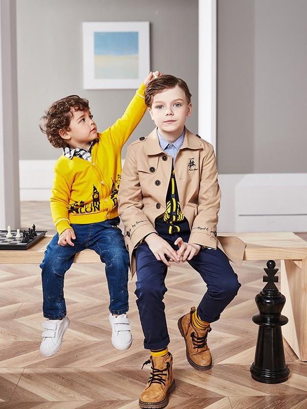【巴柯拉】--打造童装高端品牌