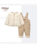 米乐熊-milor_婴童服饰产品图片