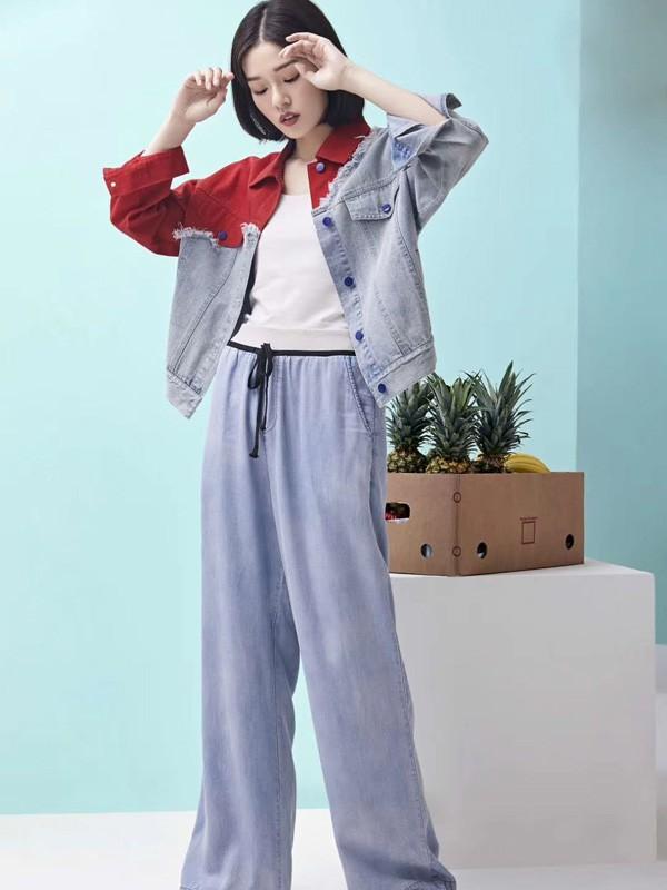 【娅铂周末】--成为时尚潮流、个性、创新的代表女装
