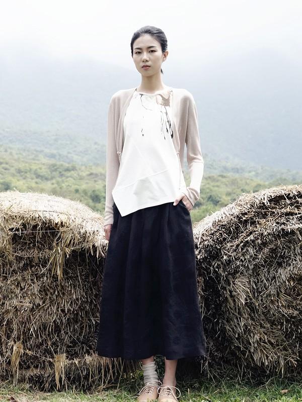 dins--简约,唯美的着衣风格