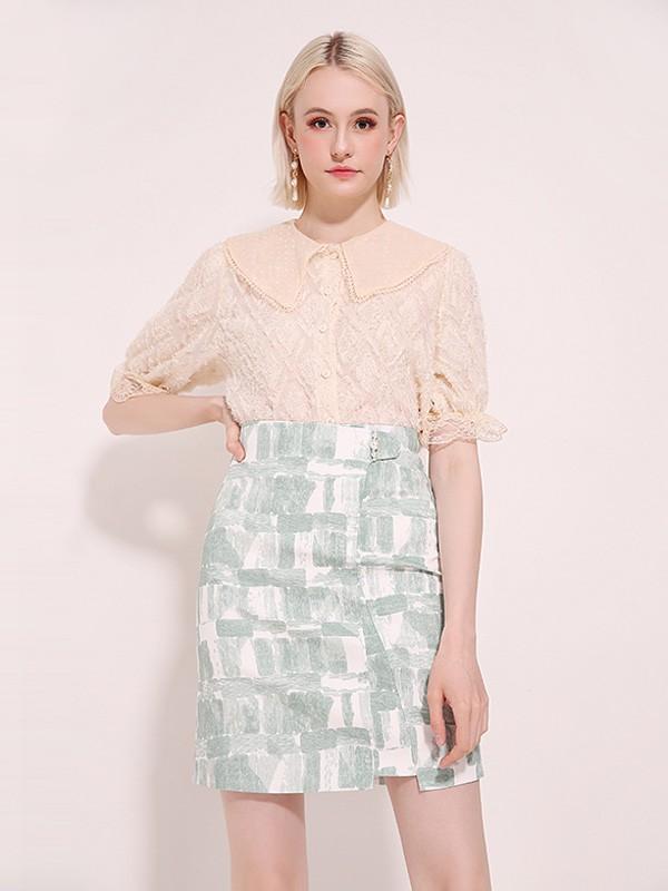 Abun2020春夏裝|樣品編號:651725-女裝加盟網