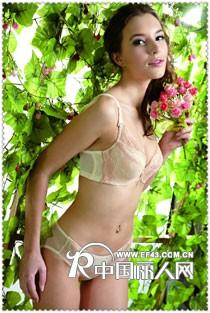 浪漫春天内衣,缔造完美女性