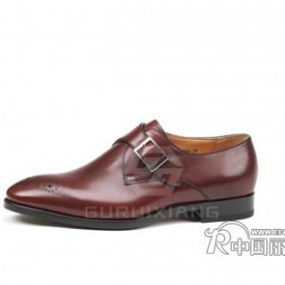 谷瑞祥 高端皮鞋定制 男士商务皮鞋 皮鞋定制 定制